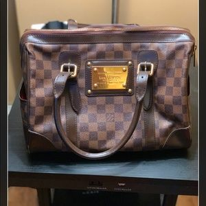 Authentic Louis Vuitton Berkeley Bag